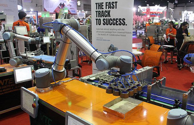 เครื่องจักรบรรจุภัณฑ์และเทคโนโลยีการบรรจุ
