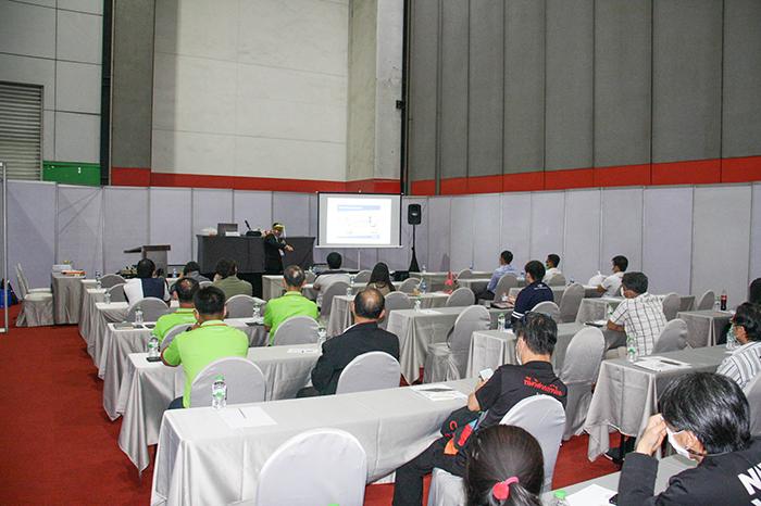 อัพเดทเทรนด์อุตสาหกรรมโลกโดยเหล่ากูรูผู้เชี่ยวชาญกับเวทีสัมมนาใหญ่แห่งปี